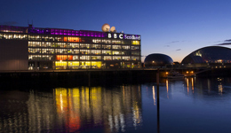 BBC Scotland Studios © Ian Marshall Photography